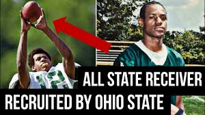All State Meme - the forgotten story of lebron s incredible football career youtube