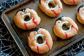 vampire themed food vampire inspired halloween snacks