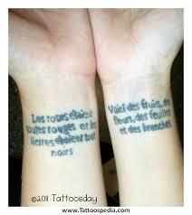 name designs on wrist 2