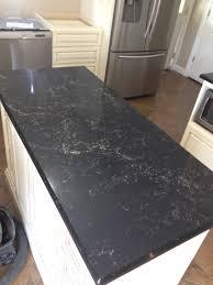 Quartz Countertop Decorating Caesarstone Pebble For Your Home Inspiration