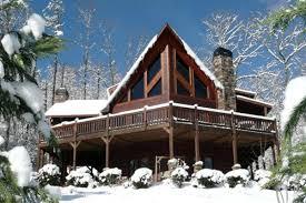 luxury cabin rentals near blue ridge mountains