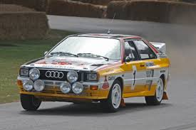 first audi quattro quattro returns to pikes peak speedhunters
