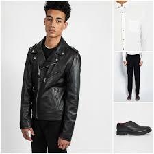 winter biker jacket key outerwear for autumn winter 15 the biker jacket the idle man