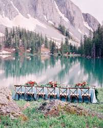 colorado mountain wedding venues on a budget alta lakes telluride colorado wedding venue colorado wedding