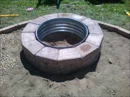 Build Backyard Fire Pit - how to build a fire pit with stone how to build a stone fire pit