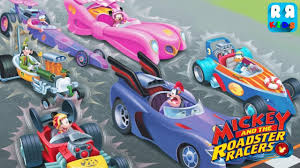 mickey ribbon mickey and the roadster racers race for the rigatoni ribbon ios