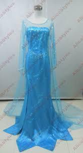 cheap elsa dress for women on the hunt