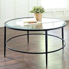 coffee table stacking round glass coffee table set brass mirror top coffee table atech me