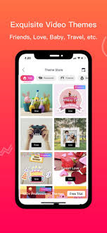 love themes video slideplus photo video editor on the app store