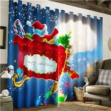 Santa Curtains Cheap Curtains U0026 Modern Window Treatments Online Sale Beddinginn Com