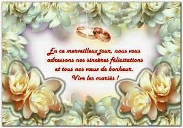 exemple voeux mariage felicitation mariage à rédiger sur une carte invitation mariage