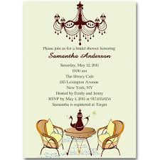 tea party bridal shower invitations inexpensive tea party bridal shower invitations ewbs026 as low as