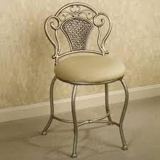 Tall Vanity Stool Vanity Vanity Chairs For Bathroom Within Furniture Cute Vanity