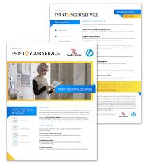 hp print your service