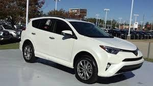 hendrick toyota used cars used 2017 toyota rav4 platinum for sale hendrick toyota concord