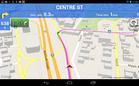 Build Your Own Android App 14 Mapping Your Way To Google Maps by Truck Gps Route Navigation Android Apps On Google Play