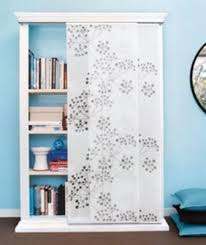 Fabric Closet Doors Design Solutions For Outdated Mirrored Closet Doors