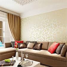 pretentious idea wallpaper designs for living room wall