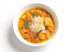 Thai Red Pumpkin Curry Recipe by Pumpkin Shrimp Curry Recipe Epicurious Com