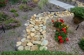 landscape u0026 patio natural outdoor home design with lowes rocks