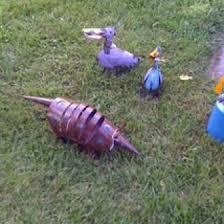 Recycled Garden Art Ideas - 27 best metal yard art images on pinterest metal yard art metal
