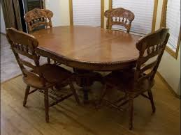 round kitchen table with leaf round kitchen table with leaf youtube