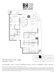 Skyline Brickell Floor Plans Brickell Heights West Bh02