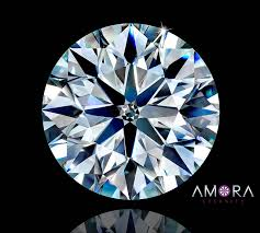 sapphire studios black moissanite white amora eternity super ideal h u0026a round betterthandiamond com