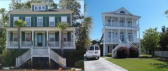 House Exterior Painting - exterior house painters charleston sc