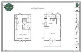 Small Cottage Plan Apartments Tiny Cottage Plans Main Floor Plan Four Lights Tiny