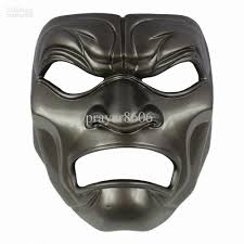 halloween costume with mask black the 300 spartans warrior undead mask halloween masquerade