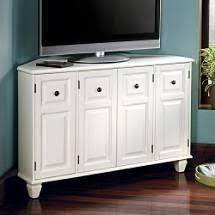 white corner television cabinet chelsea corner media cabinet furniture