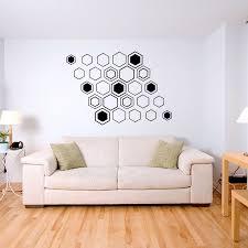 Design Wall Sticker Simple Shapes Wall Design 2 Home Design Ideas