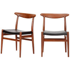 office chair black friday pair of hans wegner dining chairs w2 for c m madsen 1950s for