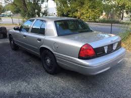 2007 ford crown victoria p71 police interceptor used ford crown