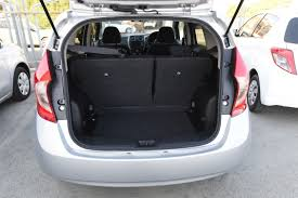nissan note interior trunk nissan note car 4 youcar 4 you