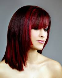 hair cuts with red colour 2015 highlights hair color haircut hairstyle ideas for girls