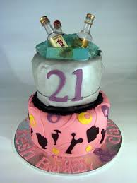 21st birthday cakes for female 21th birthday cake for your