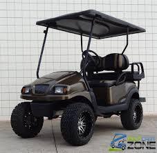 club car bronze phantom recon golf cart golf cart zone of austin