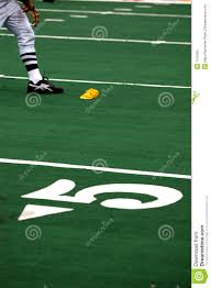 Football Penalty Flags Penalty On 5 Yard Line Stock Photo Image Of Penalty Yard 1101600