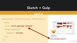 extracting sketch assets with gulp