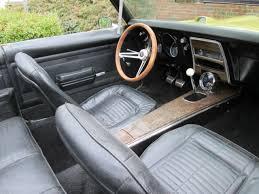 1968 Firebird Interior 68 Firebird 4 Speed 400ci Ragtop Trade Firebird