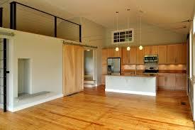 loft doors u0026 wondrous minimalist loft ideas with wide wooden