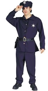 Fat Man Halloween Costume Police Officer Costumes Law Enforcement Costumes Brandsonsale