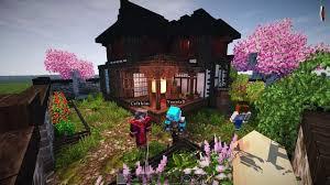 cool minecraft house tutorial descargas mundiales com