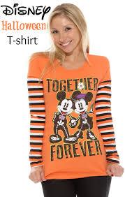 women u0027s disney halloween t shirt