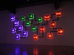 light display los angeles the best places to see neon in los angeles kcet