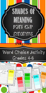 11 best synonyms antonyms and homophones images on pinterest