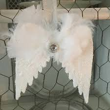 how to make wings ornaments our crafty