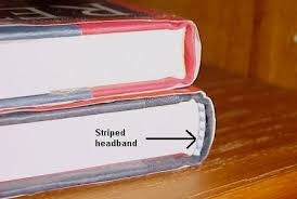 book headband ioba identifying book club editions independent online